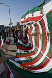 irainians toronto Канады demostrating стоковое фото rf