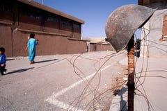 1993 Irak del nord - Kurdistan Fotografie Stock Libere da Diritti