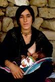 1993 Irak del nord - Kurdistan Immagini Stock
