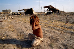 1993 Irak del nord - Kurdistan Immagine Stock