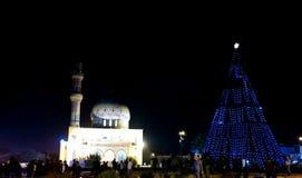 Irakezen vieren Kerstmis Royalty-vrije Stock Foto's