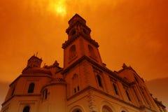 irakleio церков Стоковое фото RF