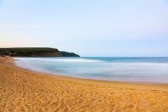 Irakli beach, Black Sea Coast, Bulgaria Stock Photos