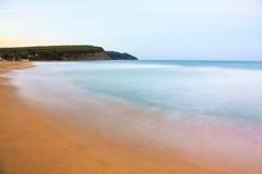 Irakli beach, Black Sea Coast, Bulgaria Royalty Free Stock Photo
