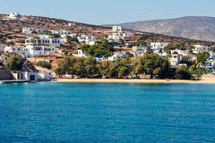 Iraklia Cyclades Greece. Iraklia island in Cyclades, Greece Stock Image