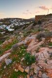 Iraklia island. Royalty Free Stock Photo