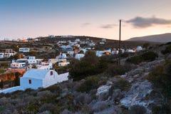 Iraklia island. Stock Photo