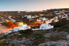 Iraklia island. Stock Photography
