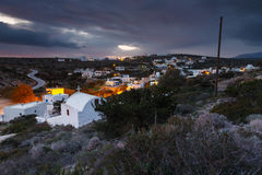 Iraklia island. Stock Images