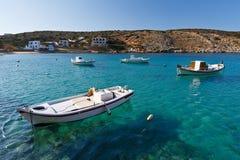 Iraklia island. Stock Image