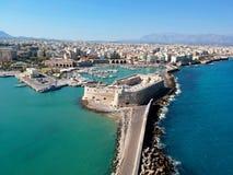 Iraklion, Crete Stock Image