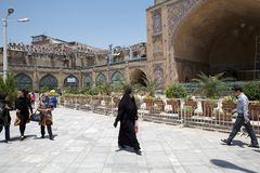 iran Fotografering för Bildbyråer