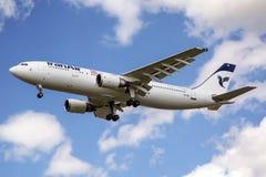 Iran Air Imagens de Stock Royalty Free