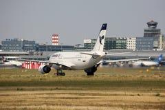 Iran Air Imagem de Stock Royalty Free