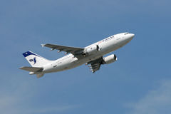 Iran Air Airbus Airbus A310 Stock Photo