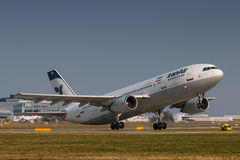 Iran air Stock Image