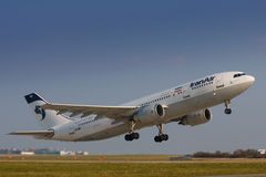 Iran air Royalty Free Stock Images