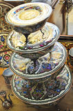 Iran Hand Made. Esfahan, Iran Royalty Free Stock Photos