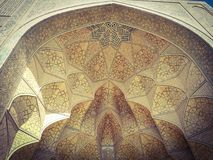 iran moské Royaltyfria Foton