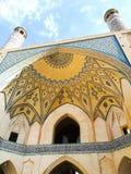 iran moské Royaltyfri Fotografi