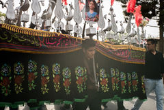 Iran. My travel Journey through beautiful Iran Royalty Free Stock Images