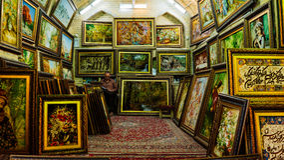 Iran. My travel Journey through beautiful Iran Royalty Free Stock Photos