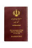 Iran passport. Stock Photos