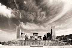 iran persepolis shiraz Royaltyfria Foton