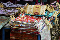 Iranian carpets and rugs Royalty Free Stock Photography