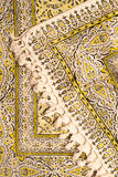 Iranian carpets and rugs Royalty Free Stock Images