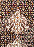 Persian carpet. Iranian handmade carpets and rugs in a nice design Stock Photography