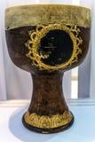 Iranian music instrument. Iranian traditional instrument called Tonbak or Tombak Royalty Free Stock Photos