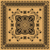 Iranian ornament Stock Images
