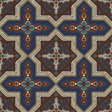 Iranian pattern 2 Stock Photos