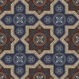 Iranian pattern 4 Stock Photo