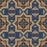 Iranian pattern 3 Royalty Free Stock Image
