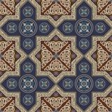Iranian pattern 5 Stock Photography