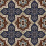 Iranian pattern 6 Stock Images