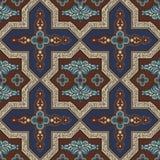 Iranian pattern 7 Stock Image