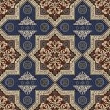 Iranian pattern 8 Stock Photo