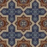 Iranian pattern 9 Stock Images