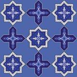 Iranian pattern 32 Stock Photo