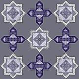 Iranian pattern 33 Royalty Free Stock Photography