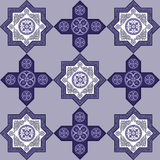 Iranian pattern 34 Royalty Free Stock Photo