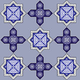 Iranian pattern 35 Royalty Free Stock Photo