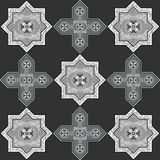 Iranian pattern 59 Stock Images