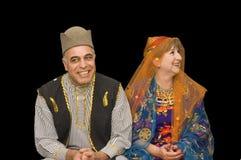 Iranian wedding prayer Stock Photo