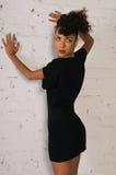 Iranian woman Stock Photo