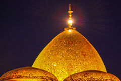 Iranische Architektur stockfotos