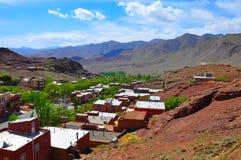 Iranische Berge Stockfoto